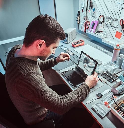 Les spécialistes en réparation ordinateur à Nice